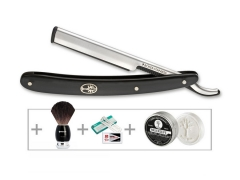 Böker Gift Set Barberette Black