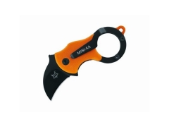 Fox Knives Mini-Ka Orange
