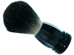 Golddachs Shaving Brush Badger - black