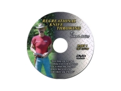 DVD - Recreational Knife Throwing